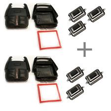 2 Für Opel Gehäuse Schlüssel Autoschlüssel Astra Signum Vectra Zafira + 6 Taster
