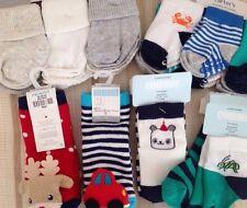 CARTERS New Born Baby Socks 0-3 M, GYMBOREE 3-6 M, Hochet Sons Sensitive 12-24 M