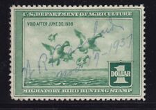 Rw4 Vf+ used neat cancel with nice color cv $ 65 ! see pic !