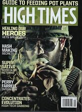 High Times Magazine September   2019