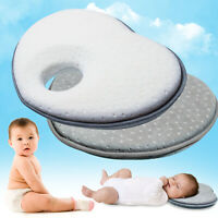 Baby Head Shaping Pillow ,Heart-shaped,Flat Head Prevention, Newborn Baby Pillow