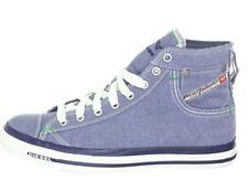 DIESEL EXPO-Y Sneakers Alta Jeans Uomo