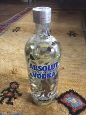 Absolut Vodka MONKEY 1000ml Neu + OVP RAR! Limited Edition New and Sealed 1L