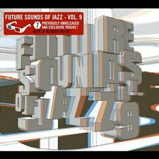 Future Sounds Of Jazz 9 MONASSA JOSEPH MALIK DNTEL ALEXANDER KOWALSKI YELLOWTAIL