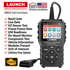 OBDII Scanner Jeep Car Fault Code Reader Diagnostic Tool Check Engine Light MIL