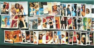 Lot of 50+ Panini The Fab Five Spice Girls Stickers - No Duplicates