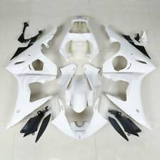 Unpainted Injection Fairings Bodywork Body Work Kit Fits For Yamaha YZF R6 2005