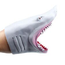 Hand Puppet Shark Soft Kids Gift Toys Animal Head Puppets