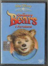 WALT DISNEY DVD - THE COUNTRY BEARS I FAVOLORSI - BUENA VISTA - Z3 DV 5196
