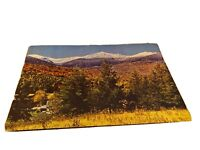 1950's 1960's White Mountains of New Hampshire Postcard Natural Color R Vintage