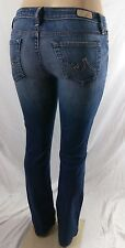 AG Adriano Goldschmied Jeans Women's The Angel Boot Cut Size 27R.  29 x 34 Meas.