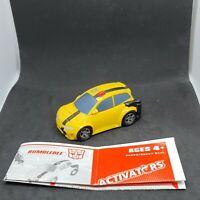 Bumblebee Transformers Animated Activators Action Figure Hasbro 2008