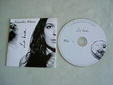ALEJANDRA RIBERA La Boca promo CD album