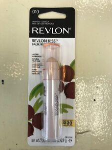 Revlon Kiss Balm New & Sealed 010 - Tropical Coconut Exp: 10/22
