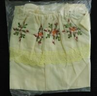 Vintage 80's Blouse Embroidery Hungarian Traditional Peasant Top Boho SIZE 40