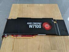 AMD FIREPRO W7100 8GB GDDR5 256 BIT PROFESSIONAL WORKSTATION kvmr4 dell CARD