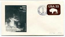 1987 Fleet Sat Com F-6 Communications Satellite Complex 36 Cape Canaveral USA