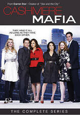 NEW  GENUINE SONY 2 DVD CASHMERE MAFIACOMPLETE SERIES FREE FAST 1ST CLS S&H