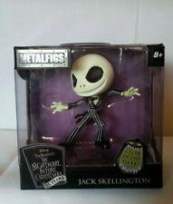 Metalfigs Nightmare Before Christmas Jack Skellington Glow in Dark Figure 25yrs