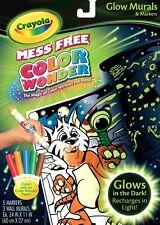 Crayola Colour Wonder (Color Wonder) - Glow Murals & Markers