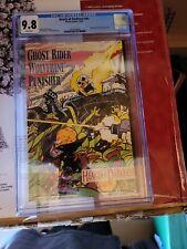 Hearts Of Darkness Wolverine Ghost Rider Punisher Nn 1 Cgc 9.8 CRISP WHITE PAGES