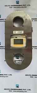 Dillon edxtreme dynamometer 160,000.lbf 75,000 kgf