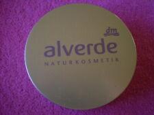 Kompakt Make-up Farbton: 020 Honig-Gold von ALVERDE Naturkosmetik 9 g / Neu