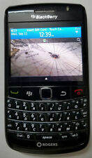 BLACKBERRY 9780 LOCKED WITH ROGERS ~FREE SHIPING