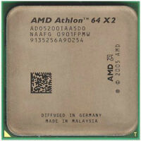 AMD Dual Core CPU Athlon 64x2 5200 2.7GHz Socket AM2