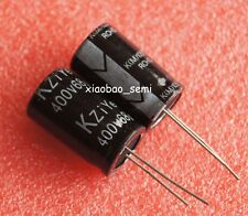 10PCS 68uF 400V Electrolytic Capacitor 105°C 16x25mm