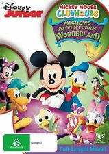 Mickey Mouse Clubhouse - Mickey's Adventures In Wonderland (DVD, 2012)