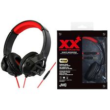 JVC HA-SR44X High Quality Xtreme-Xplosvs Headphones w/ remote & mic HASR44X