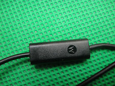 MOTOROLA HANDSFREE headphone 4 Atrix backflip bravo cliq charm citrus droid xprt