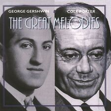 Gershwin & Porter- The Great Melodies CD