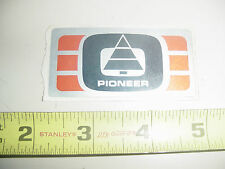 PIONEER CHAINSAW P38 P40  P41 P50 P51 P60 P61 FARMSAW STICKER DECAL ---BOX351