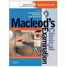 Macleod's Clinical Examination : With STUDENT CONSULT Online Access (2013,...