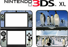 Nintendo 3ds Xl 3dsxl 3 Ds Xl Penguin Vinilo Piel Decal Sticker