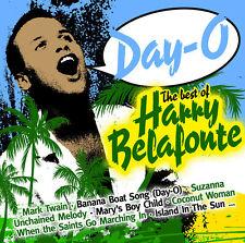 CD Harry Belafonte Day O! The Best Of Harry Belafonte 2CDs