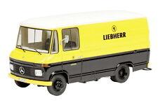 SCHUCO MERCEDES L408 VAN LIEBHERR 1-43 SCALE-03573