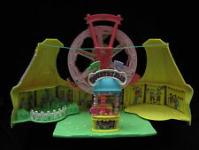 FISHER PRICE Sweet Streets COUNTRY FAIR CARNIVAL STRUCTURE ONLY Tight Rope VHTF