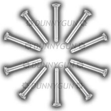 18G stud nostril screw hide-it dunnygun 20 Pack 18 Gauge Clear Nose Retainers