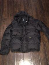 New Polo Ralph Lauren Men Black Puffer Jacket L Large
