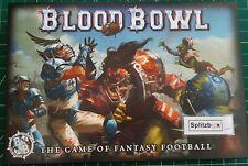 Warhammer Fantasy Blood Bowl Ork Team WITH DICE