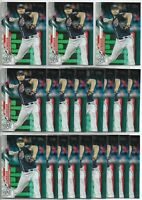 2020 Topps Series 1 Max Scherzer (20) Card Bulk Lot #180 Washington Nationals