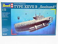 Lot 33645 | REVELL 05125 sottomarino Foca XXVII B 1:72 KIT ungebaut NUOVO OVP
