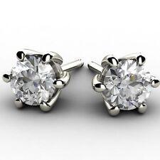 Butterfly White Gold 18Carat VS1 Fine Diamond Earrings