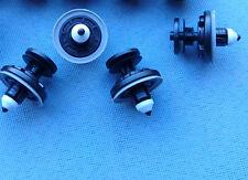 10x Türverkleidung Clips Befestigung Klips Halter für Golf V Polo schwarz 155