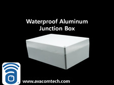 Project Box - Waterproof  Aluminum DIY junction box - 215 mm x 139 mm x 76 mm