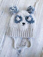 Zara Baby's Koala Hat Age 6-12 Months