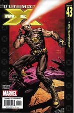 Ultimate X-Men comic issue 43 Modern Age First Print 2004 Bendis Finch Marvel
